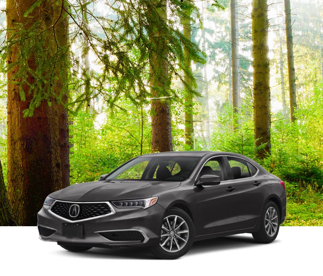 2019 Acura TLX 2.4 8-DCT P-AWS
