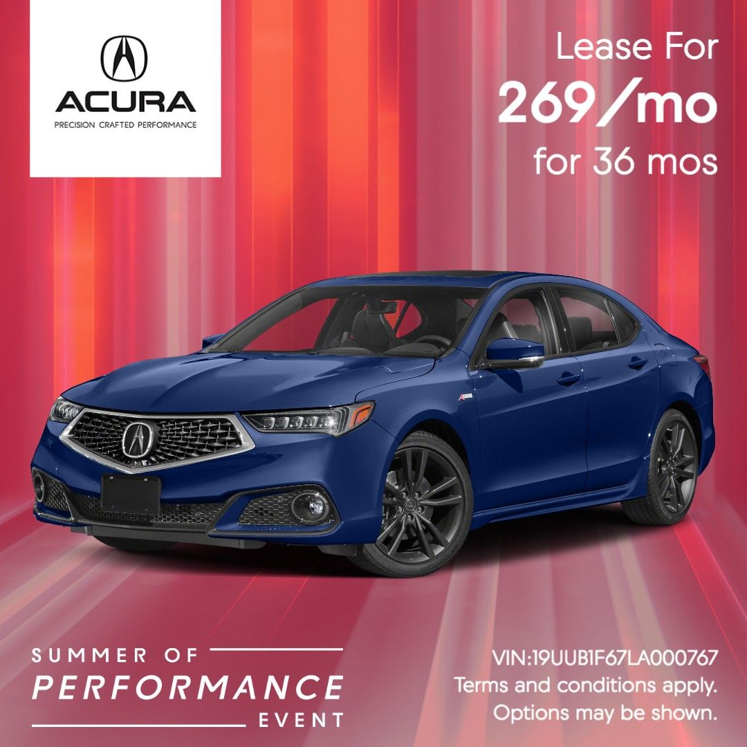 Open Road Acura Wayne >> 2020 Acura TLX 2.4 ASPEC | Open Road Acura of Wayne ...