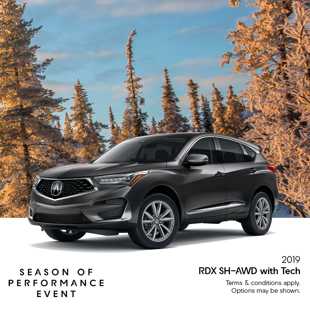Used Acura Rdx: 2019 Acura Rdx Lease Specials