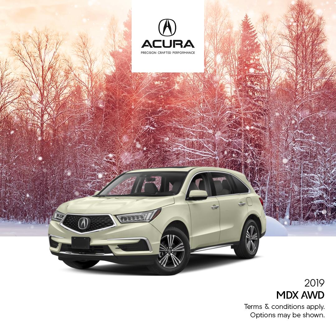 2019 Mdx: Open Road Acura Of Wayne Specials