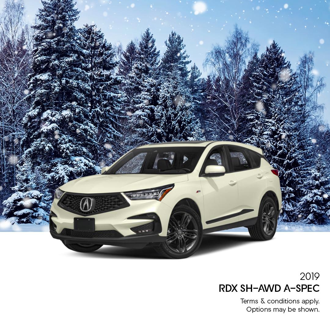 2019 Acura RDX SH-AWD ASPEC